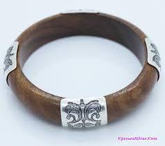 Resultado de imagem para jewelry the wood and silver