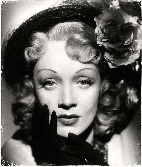 Portrait of Marlene Dietrich from the film, Martin Roumagnac, 1946: