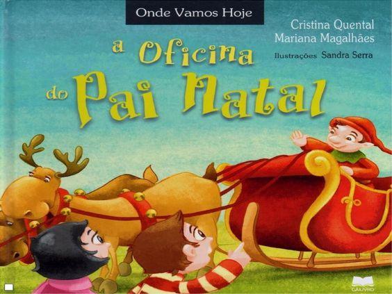 A oficina do pai natal- pdf by Isa Crowe via slideshare