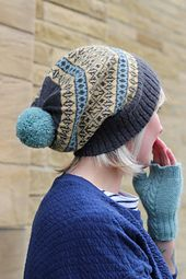 Ravelry: Northallerton pattern by Rachel Coopey