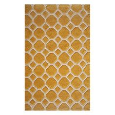 Links Rug Gold, $49 - $599, now featured on Fab.