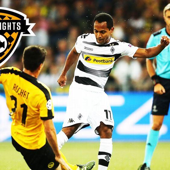 Highlights: Young Boys 1-3 Borussia M'gladbach