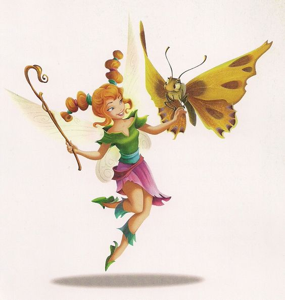 Pixie Hollow Cast - AMARYLLIS | The fairies of Pixie ...
