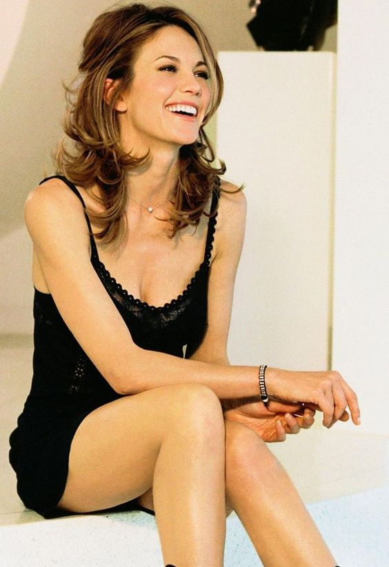 Diane Lane. I hope I'm this stunning when I'm older.