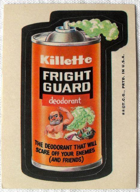 Fright Guard | OldBrochures.com