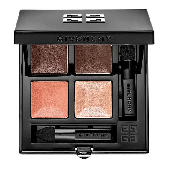 Givenchy Launches Prisme Quatuor for Spring 2015 found on Polyvore featuring beauty products, makeup, beauty, eyeshadow, givenchy, givenchy makeup und givenchy cosmetics