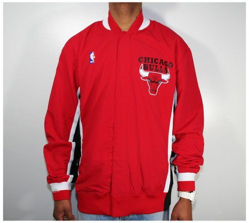 Chicago Bulls Authentic Warm Up Jacket