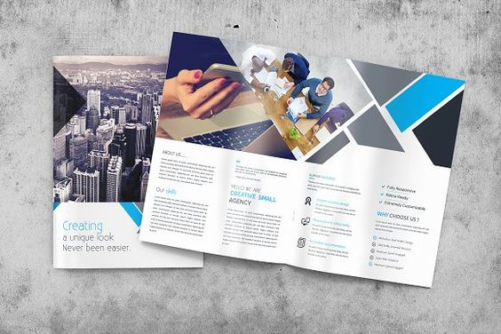 21+ Free Photo Realistic Corporate Brochure Template Designs - fitness brochure
