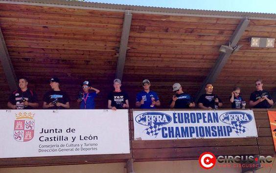 Les aventures de Clément Boda au Championnat d'Europe 1/10: jour 2