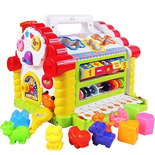 Kidsyantra Learning House Baby Birthday Gift For 1 2 3 Year Old Boy Girl Child Best Edu Baby Birthday Gifts Baby Birthday Activities Birthday Gifts For Kids