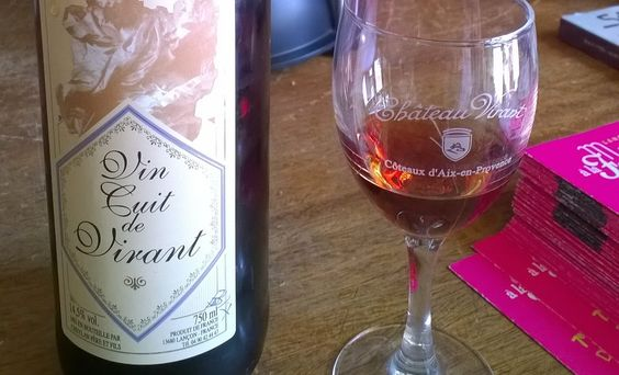 Vin cuit: o vinho de sobremesa típico da Provence!