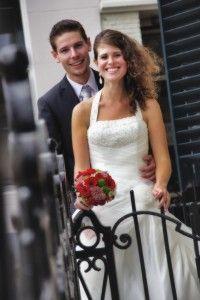 Stijlvolle bruidsfotografie