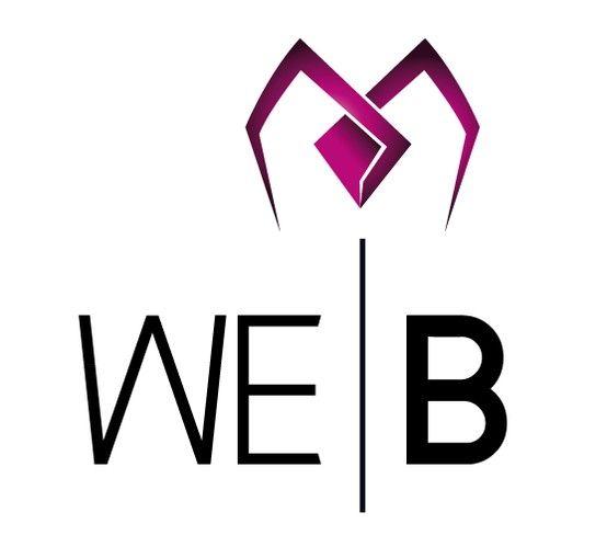 Venticinquesima Creatività: Studio Logo per http://we-b.it; Autore: Marcello Gatti (http://myoopia.com)