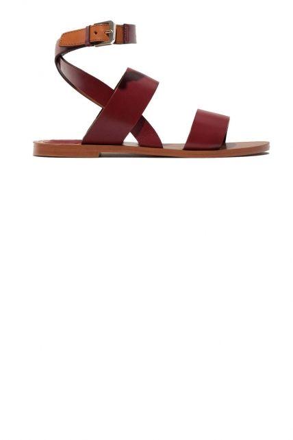 30 sandalias planas y cómodas para darle la bienvenida al calor