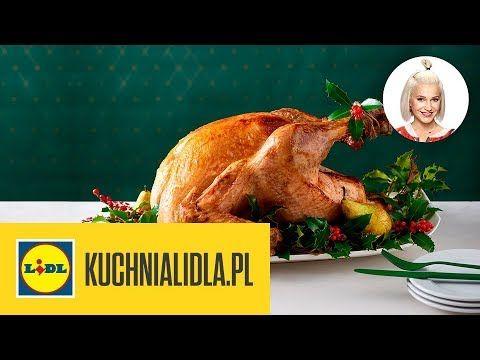 Faszerowana Indyczka Daria Ladocha Kuchnia Lidla Youtube