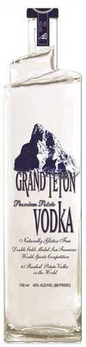 Grand Teton Vodka...2016, top 10