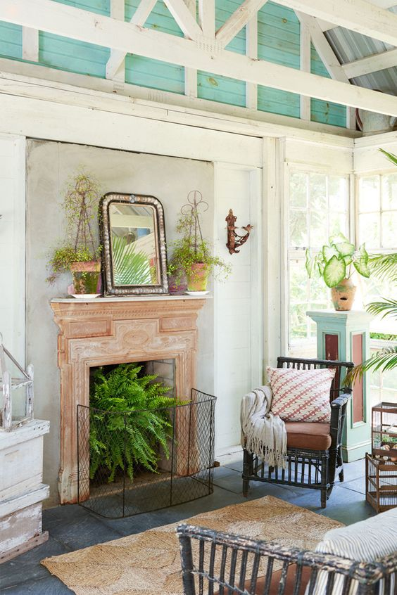 House of Turquoise: The Artist's Studio: