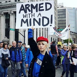 Armed With A Mind Hayley