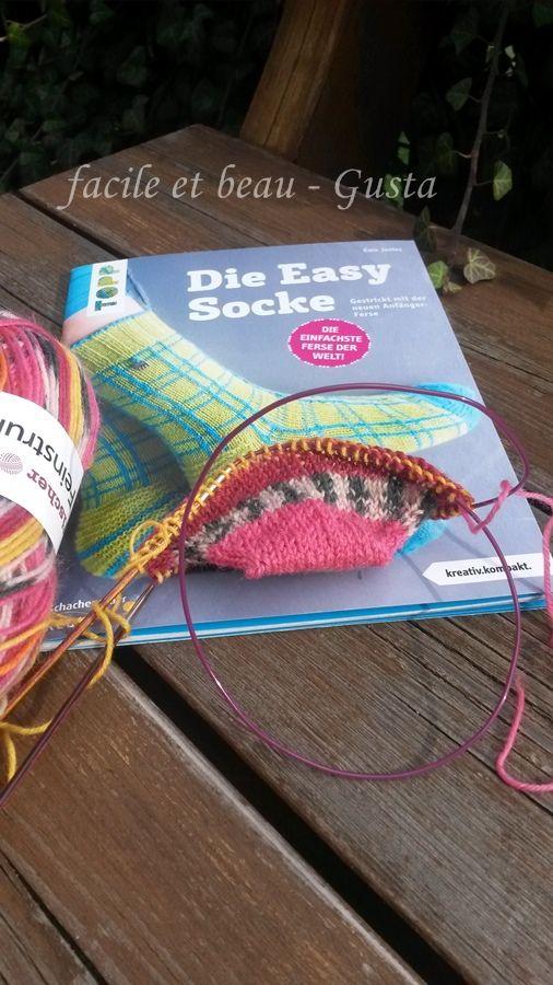 facile et beau - Gusta: Easy Socke ?