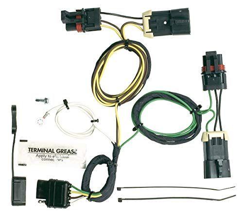 Hopkins 41555 Plug In Simple Vehicle To Trailer Wiring Kit Trailer Vehicles Plugs