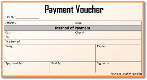 Payment Voucher Template Free Receipt Template Book Template