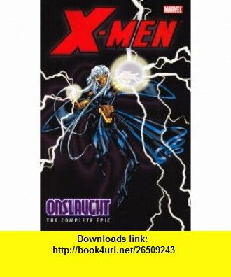X-Men The Complete Onslaught Epic, Book 3 (9780785128250) Peter David, Terry Kavanagh, John Ostrander, Larry Hama, Mark Bagley, Mike Deodato, Mark Waid, Carlos Pacheco , ISBN-10: 0785128255  , ISBN-13: 978-0785128250 ,  , tutorials , pdf , ebook , torrent , downloads , rapidshare , filesonic , hotfile , megaupload , fileserve