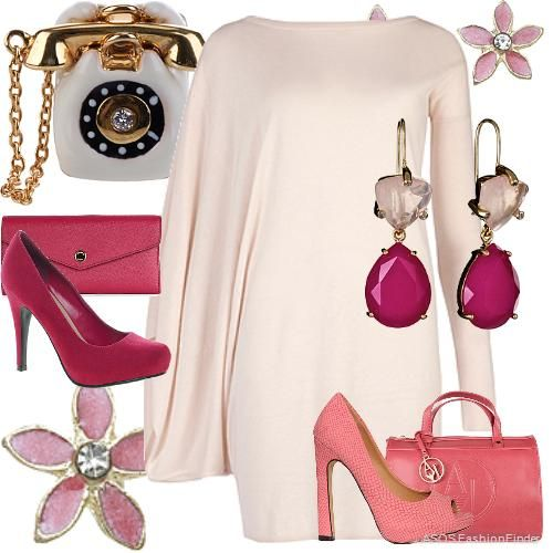 Tickled Pink | Women's Outfit | ASOS Fashion Finder