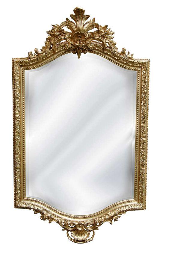 18th Century French Mirror