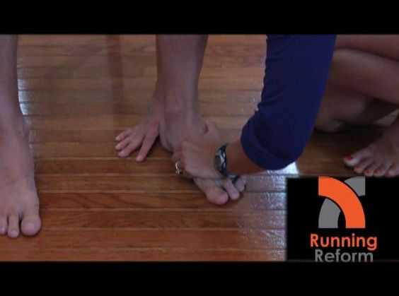 Janda short foot exercise by RunningReform. foot and ankle stability starts from intrinsic muscular support.  The Short Foot Exercise is a good way to develop muscular stability in the foot