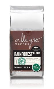 Rainforest Blend Coffee Whole Foods
