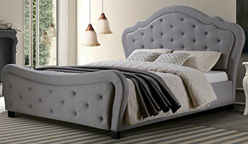 Best Quality Furniture Cal King Bed California King Gra