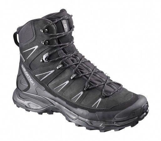 Incaltaminte Hiking Salomon X Ultra Trek Gtx M Neagra Hikeboots Mens Winter Boots Waterproof Winter Boots Hiking Boots