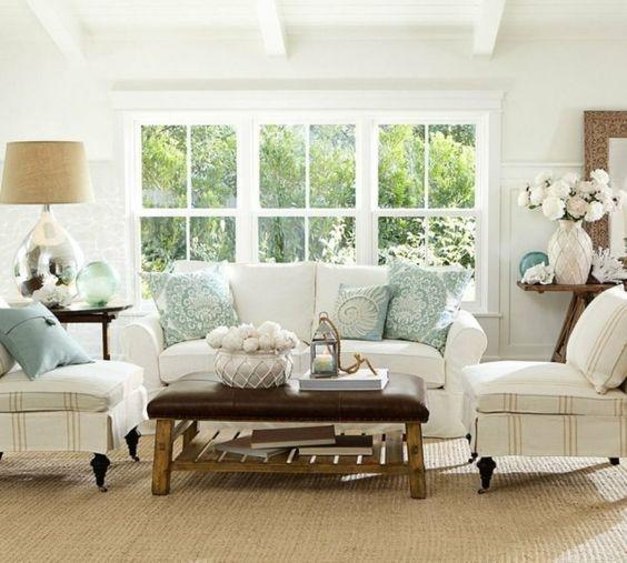 wohnzimmer deko landhausstil wohnzimmer deko ideen maritime accessoires wohnzimmer deko landhausstil