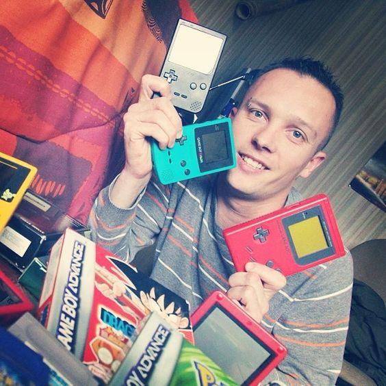 #gamer #geek #nintendo #article #gameboy #retrogamer #retrogaming