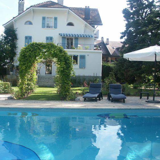 Impressionen-Bed and breakfast Nyon -Villa Sanluca