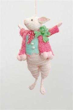 Halinka's Fairies: Peppermint Pig