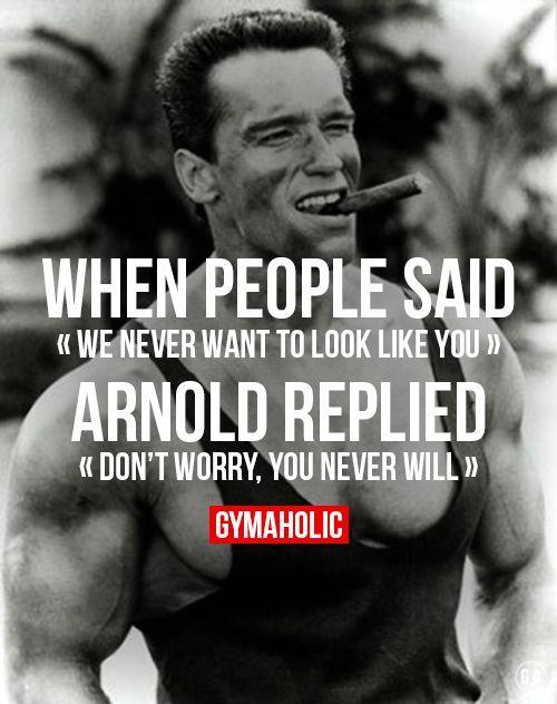 #ArnoldSchwarzenegger ist der Mann :) http://j.mp/muskelnet-xtreme