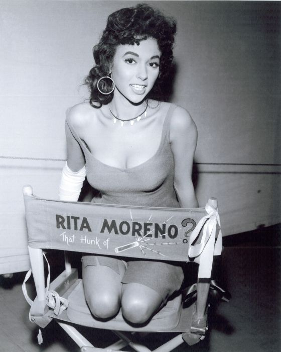 Rita Moreno in her younger years. (Courtesy Rita Moreno Archives) The Oscar-Tony-Grammy-Emmy winning afroboricua actress penned a new memoir, coming out April 2 of her storied and celebrated life.