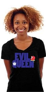 Evil Queen Glow in the Dark'' Technical Tee