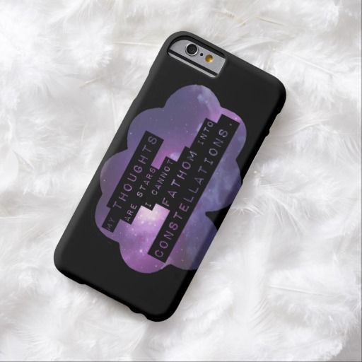 Awesome iPhone 6 Case! The Fault in Our Stars Quote iPhone 6 case. It's a completely customizable gift for you or your friends.