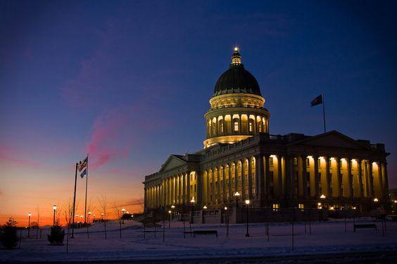 Utah State Capitol, SLC