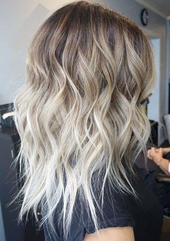 40 Gorgeous Rooty Blonde Hair Color Ideas In 2019 New Best Hair