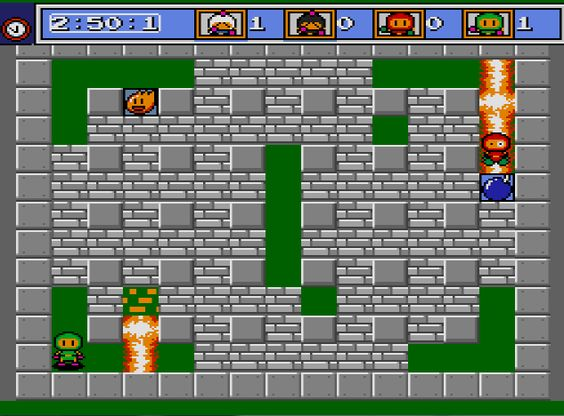 bomberman classic game free  for pc