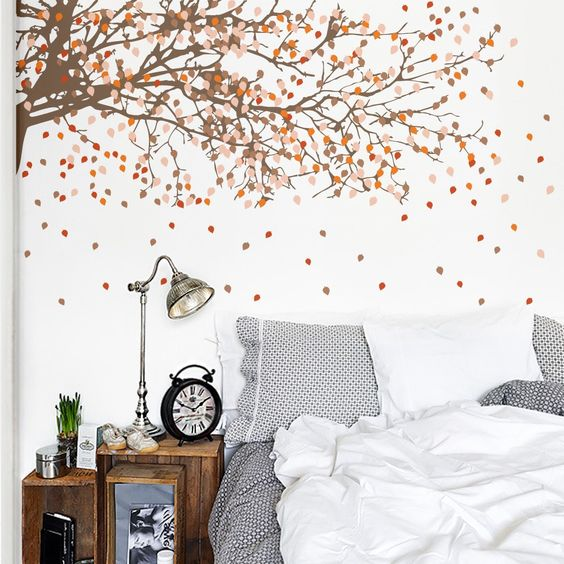 Adesivos de Parede: tendência de decoração é prática para personalizar ambientes