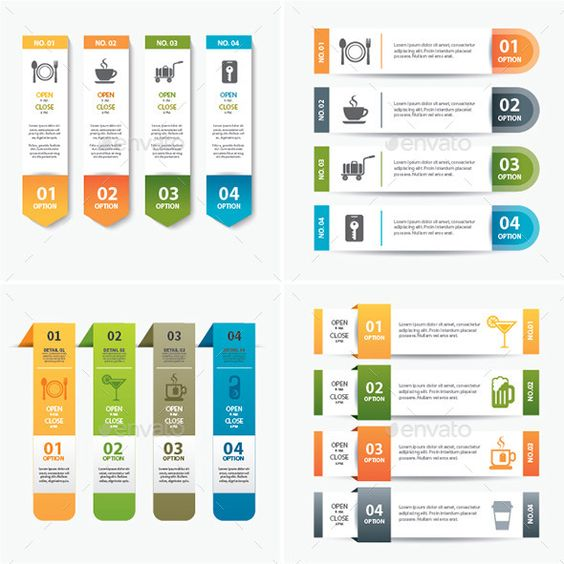 Set of Infographic Template #design Download: http://graphicriver.net/item/set-of-infographic-templates/11878446?ref=ksioks