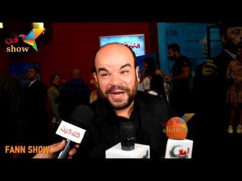 قلش وكوميديا في لقاء محمد عبد الرحمن هتموت من الضحك Celebrities Incoming Call Screenshot Art