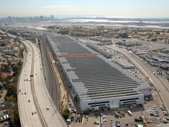 SPAWAR Space and Naval Warfare Systems Command  Headquarters in San Diego California