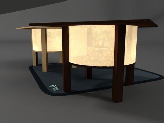 Chabudai Table Okotte  $ 2,500 gastos de envio incluidos*/  40  x  40    x   40    cm Pedidos: info@okotte.com tel.65956359