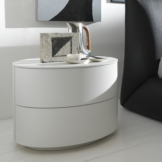 Have to have it. Moon Nightstand - $1402.2 @hayneedle.com