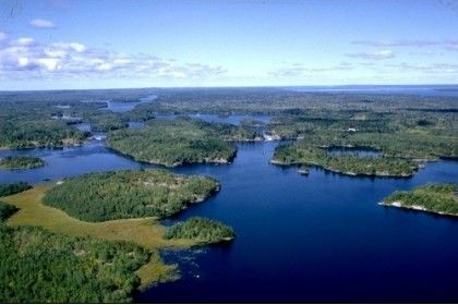 Voyageurs National Park Mountains